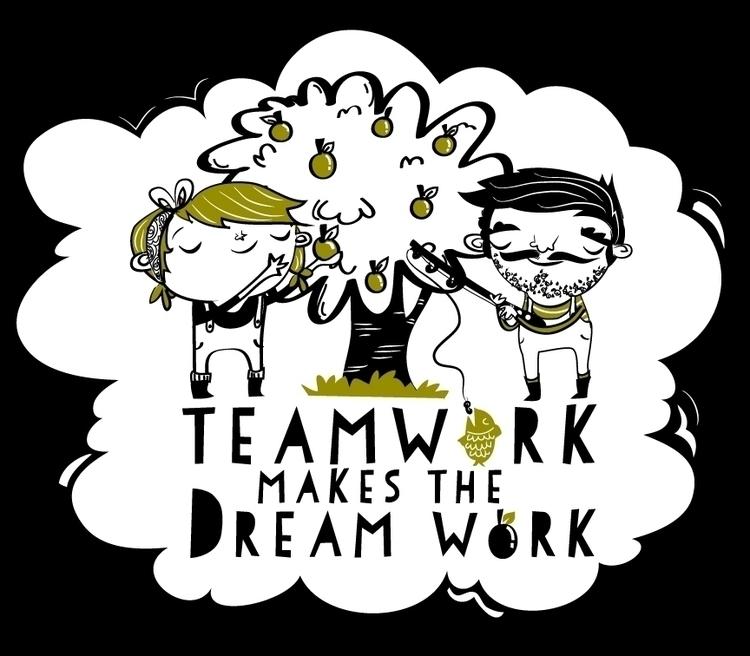 Teamwork - lydiajean-2936 | ello