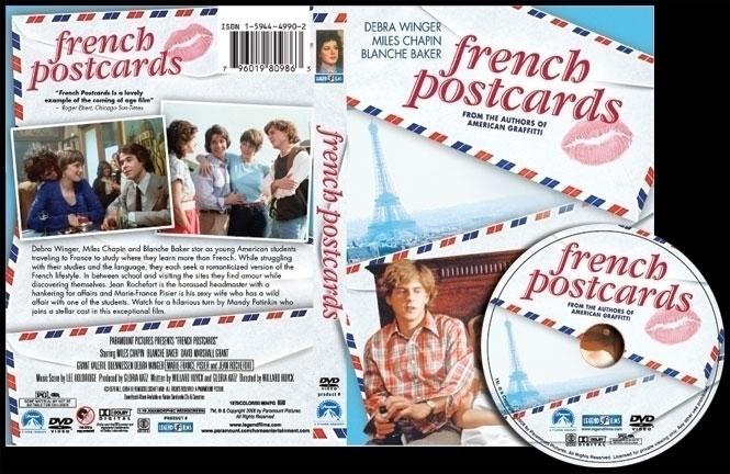 French Postcards DVD cover disc - jasonmartin-1263 | ello