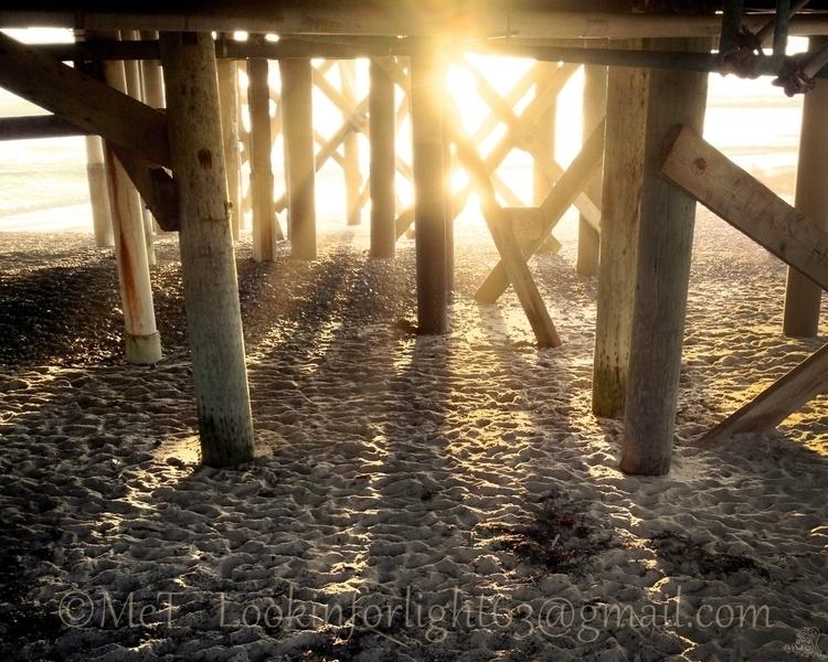 Light San Clemente Pier - photography - lookinforlight | ello
