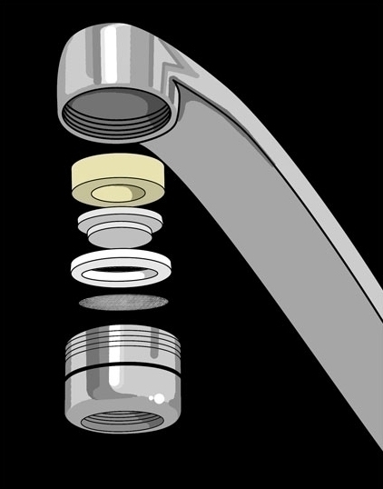 Faucet Aerator Assembly technic - jasonmartin-1263 | ello