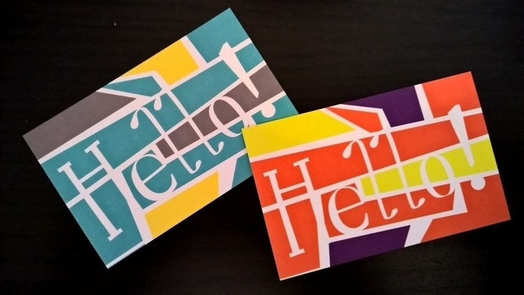 Business Card designs - businesscard - katiewcope   ello