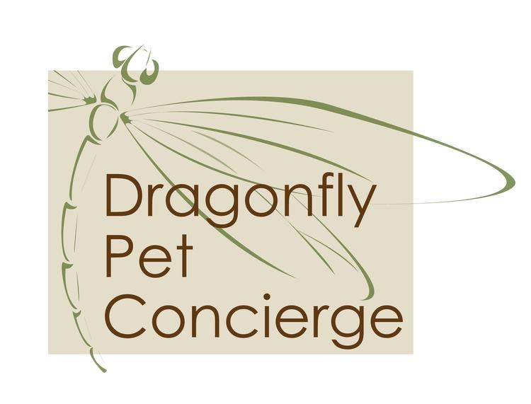 Logo Design - Dragonfly Pet Con - katiewcope | ello