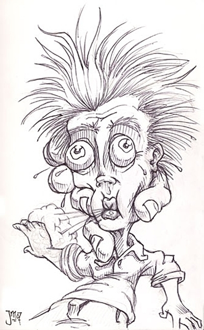 peek sketchbooks. circa 2007 fe - jasonmartin-1263 | ello