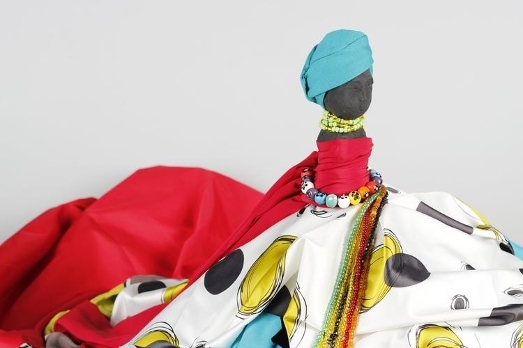 African Doll inspired great Mar - rayjay-6615 | ello