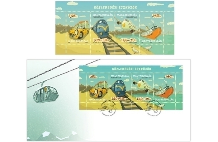 Means transport - car, airplane - zsoltvidak | ello