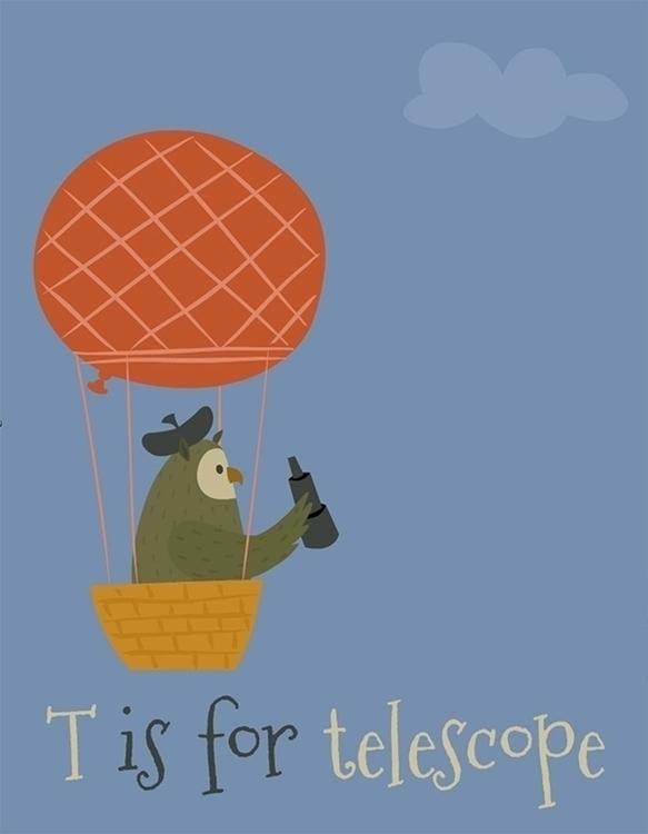 Telescope - BalloonABC - tracysabin | ello