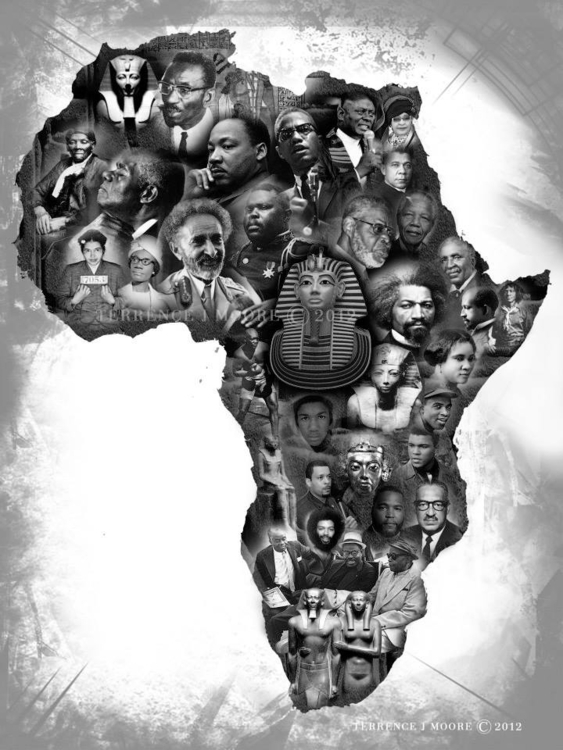 Birth Place - africa, blackart, history - tjmcollection | ello