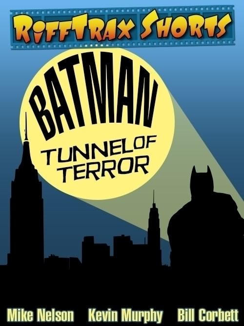 Batman Shorts series RiffTrax.  - jasonmartin-1263 | ello