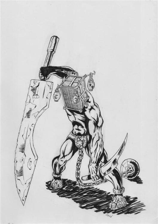 Inktober - pencil ink - inktober - janderson-7361 | ello