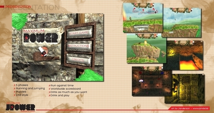 game presentation - ui, screenshots - janderson-7361 | ello