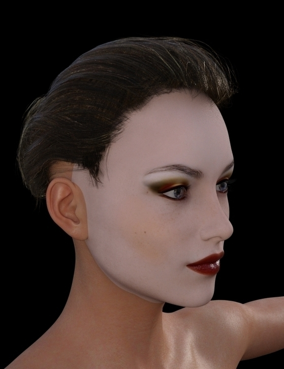 Created Daz 3D - pecpanther | ello