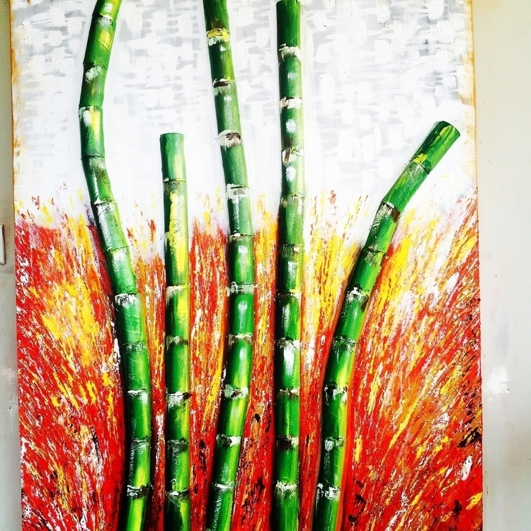 Title: BAMBOO FOREST Dimension - mrkwaning | ello