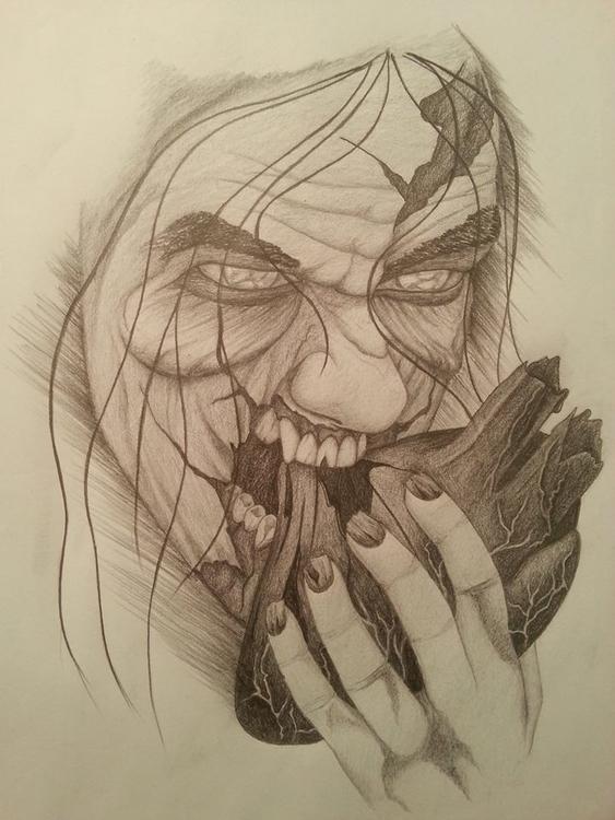 Zombie - steven-8489 | ello