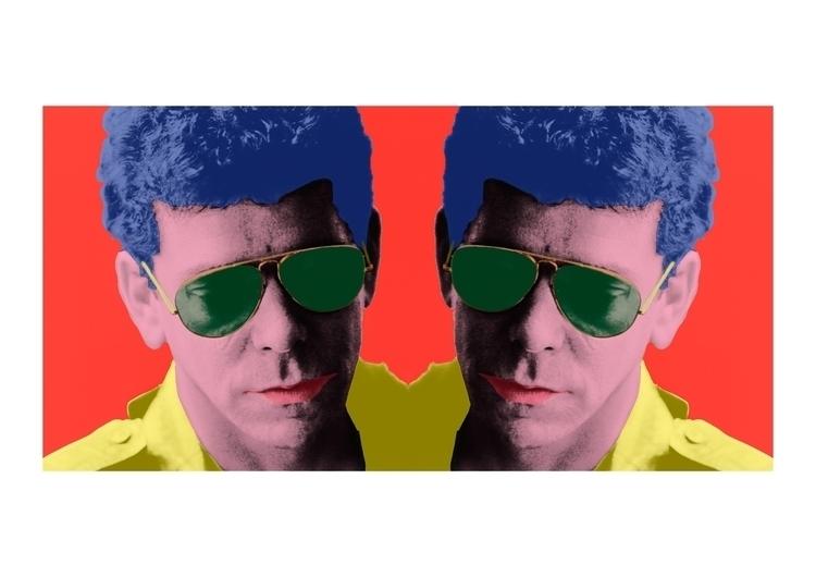 Lou Reed - loureed, andywarhol, popart - houseofdb | ello