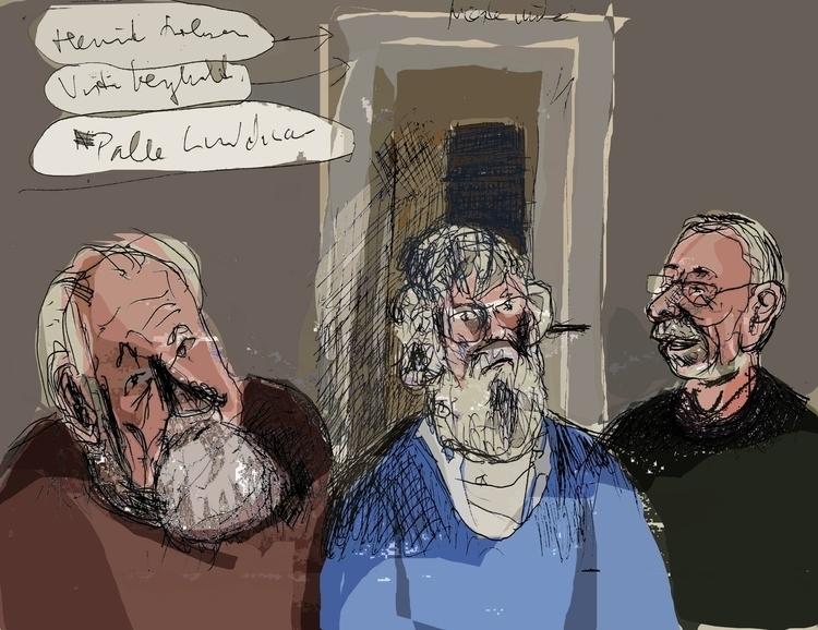 mult 3 - drawing - jeffibbo | ello