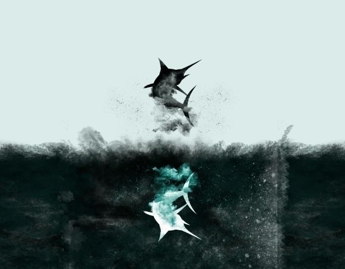 Knight - illustration, abstract - daniac | ello