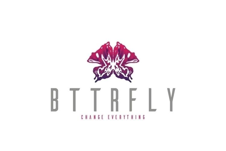 Butterfly Logo Design - illustration - jubenalrodriguez | ello