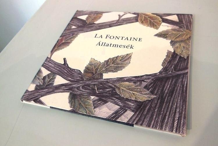 Fables La Fontaine - lafontaine - aja007 | ello