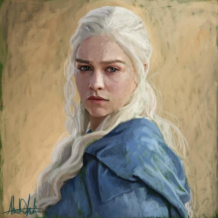 Princess House Targaryen, Daene - kadisart | ello