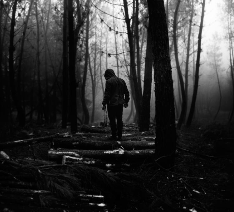Battlefields - 1 - photography, dark - andrevarela-3201 | ello