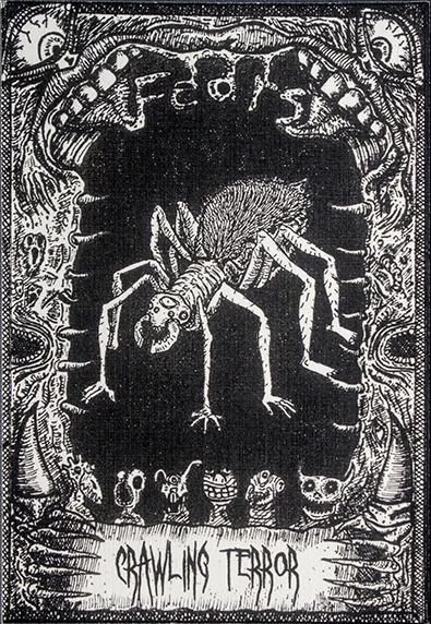fear spiders! card Fear Card se - gonzzink | ello