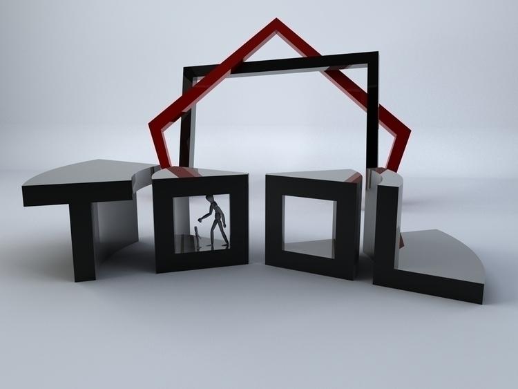 TOOL Render - cinema4d, tool, 3D - upem   ello