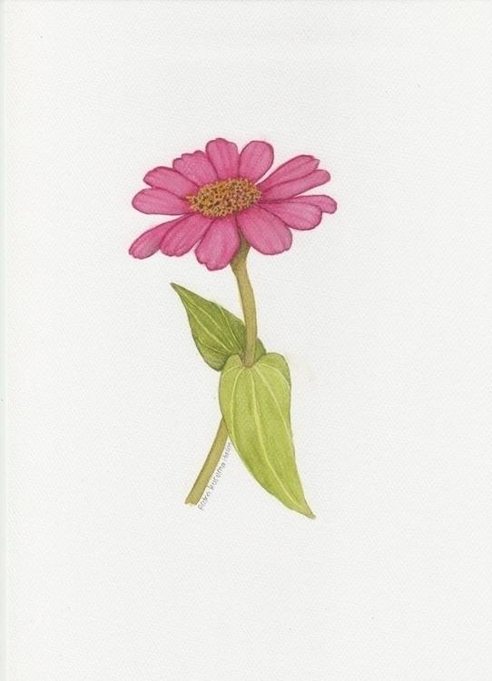illustration, botanicalart, botanicalillustration - ratnakusumahalim | ello