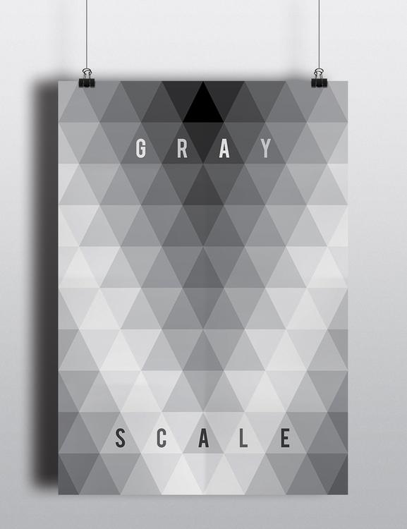 graphicdesign, greyscale, grayscale - dani_p | ello