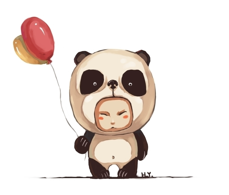 panda - qingshan | ello