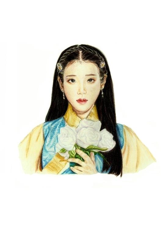 Scarlet Heart Ryeo IU - painting - plyncheong | ello