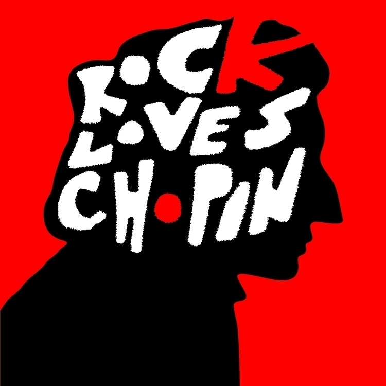 Rock Loves Chopin plakat - ahabashi | ello