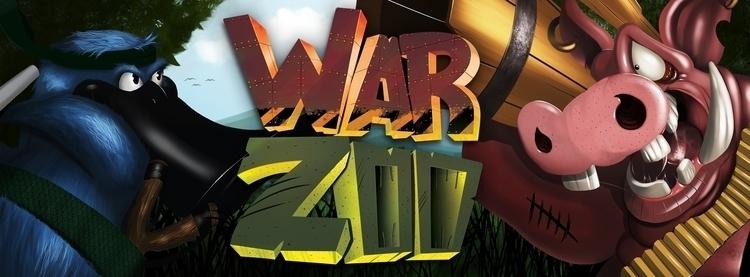 Warzoo Facebook Cover - gameart - leleskine | ello