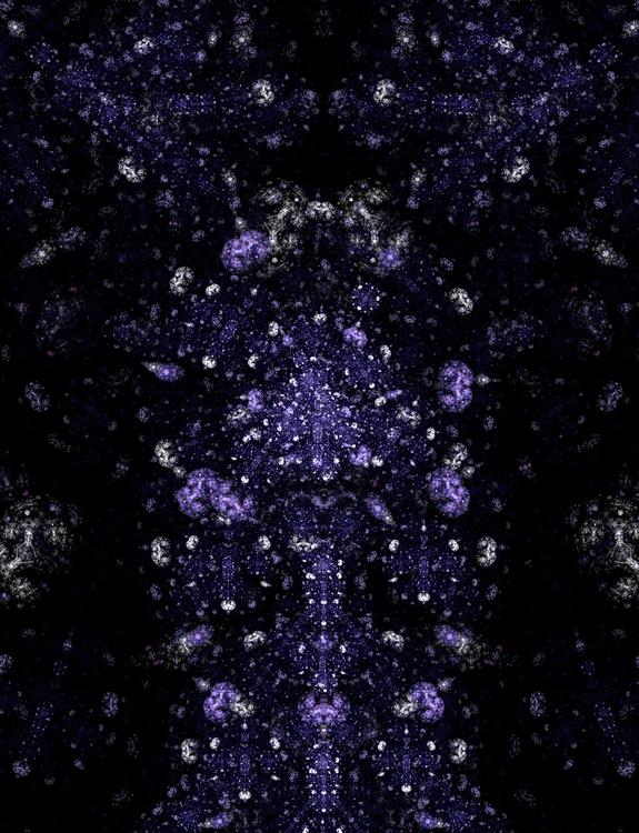 Kaleidoscope - Fractal, fractalart - silverplanes | ello
