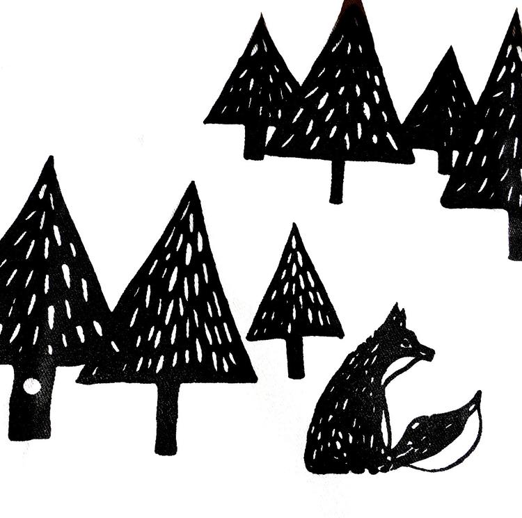 illustration, children'sillustration - me_anie | ello