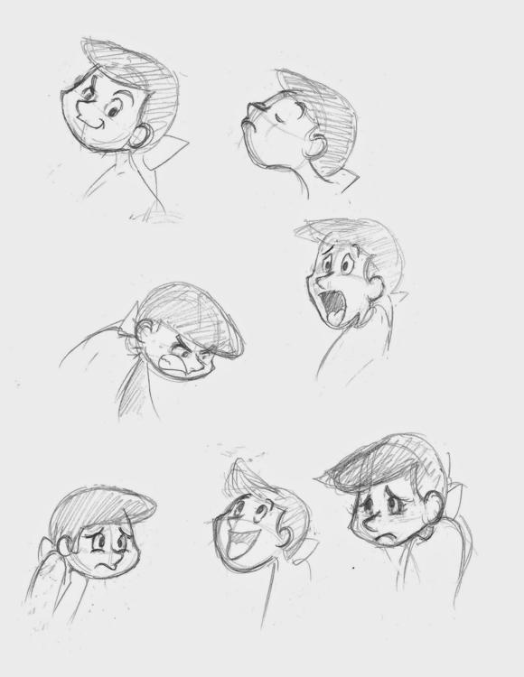 illustration, characterdesign - roxanneeee | ello