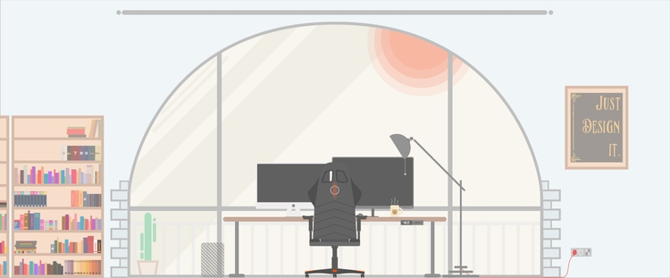 Partial dream workstation, day  - rahul_kumar-6325 | ello