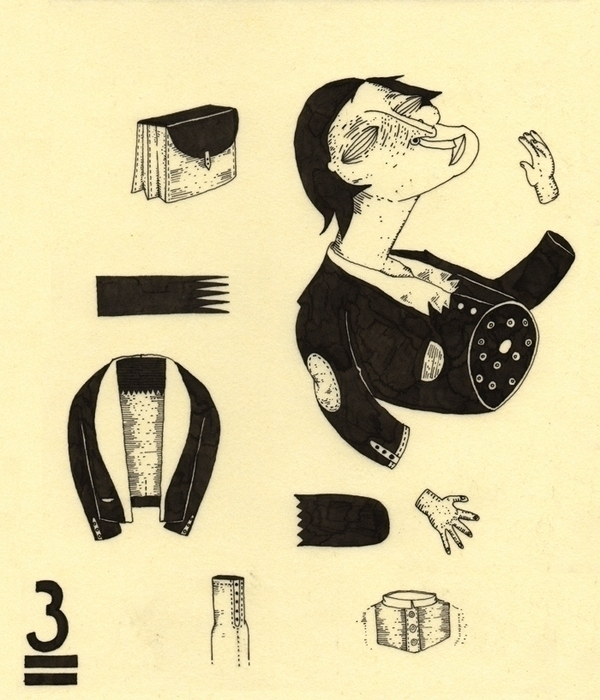 3 - illustration, drawing, rapidograph - marinamilanovic-2473   ello