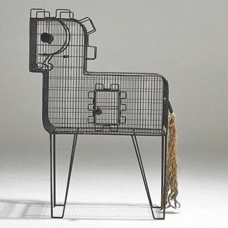 Birdcage 1950s source - birdcage - ronbeckdesigns   ello