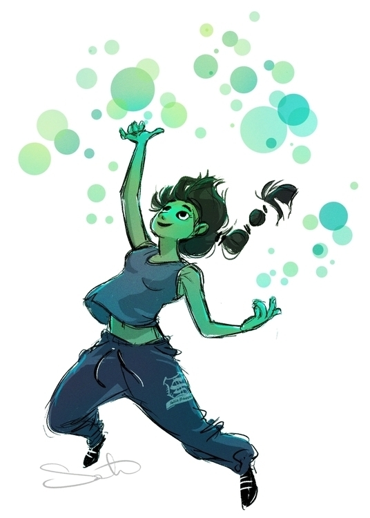 wicked, elphaba, shiz - samanthadoodles | ello