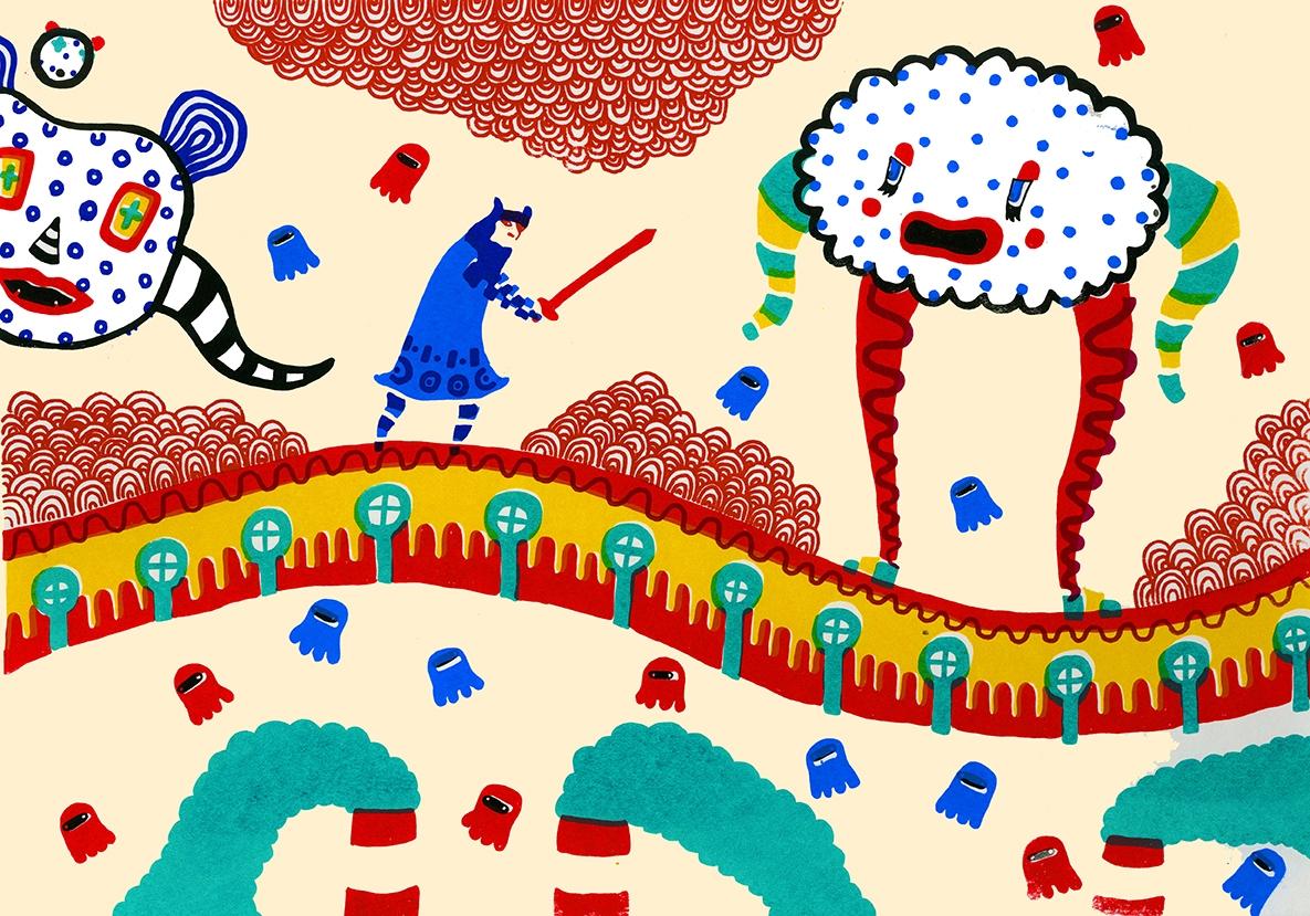 Dreamventure 02 stage developme - saif-9654 | ello