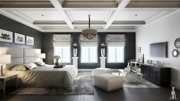 bedroom design - arqmarenco | ello
