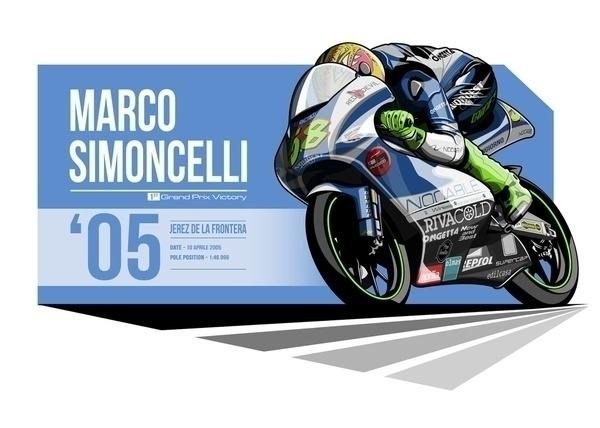 Marco Simoncelli - 2005 Jerez d - evandeciren | ello