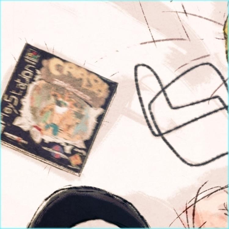 Crash Bandicoot Playstation  - illustration - andrearagni | ello