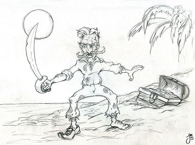 ??Daily Doodle? drawn Drink Dra - jasonmartin-1263   ello