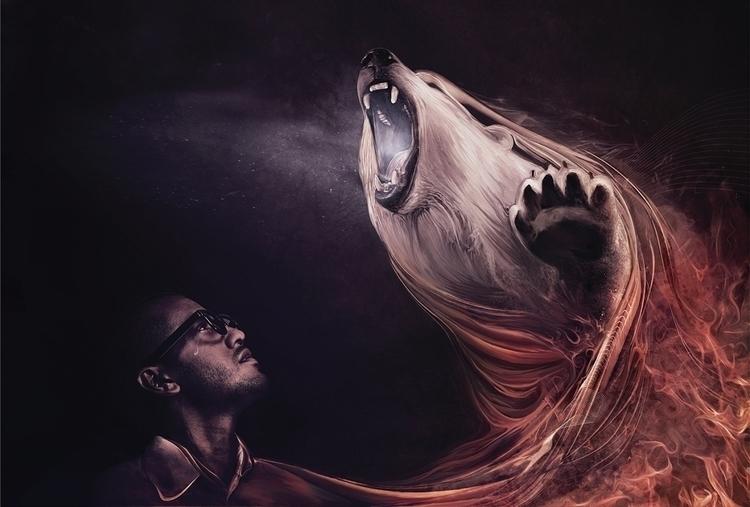 polarbear - jesstheartist | ello