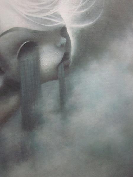 Dawn.. eundoll - dawn, painting - beekim   ello