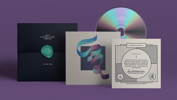 nord.lys –debut solo album Gei - danielbrokstad | ello