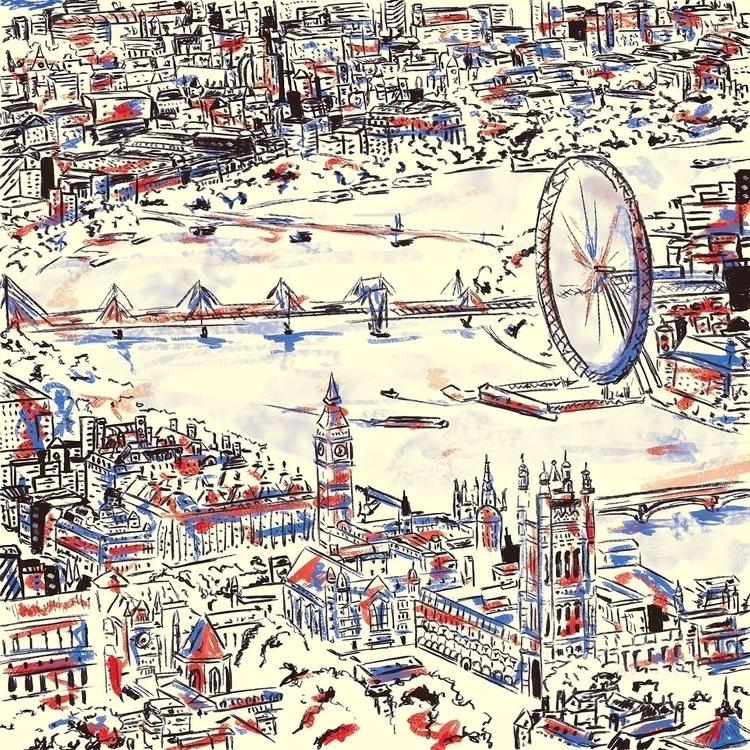train London - london, greatbritain - nfiasche | ello