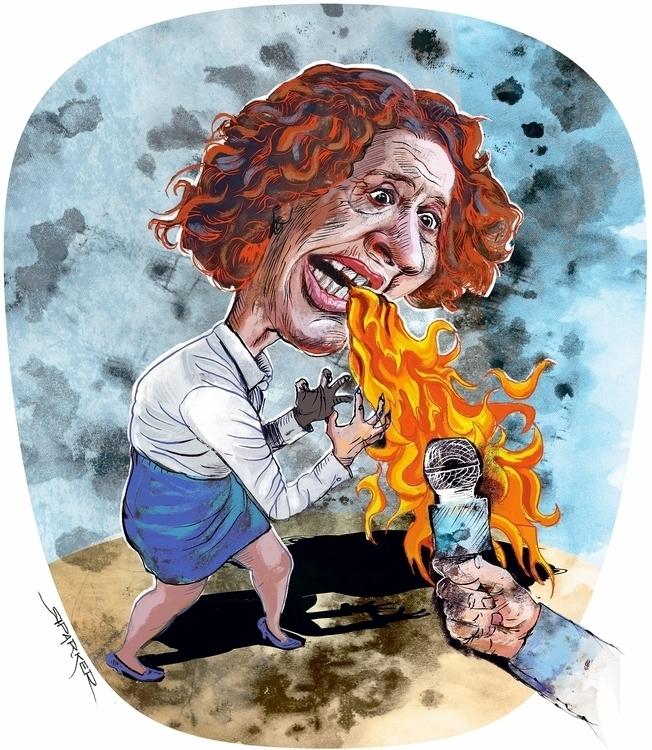 Pam Crockery - opens fire unpre - richardparker-9013 | ello
