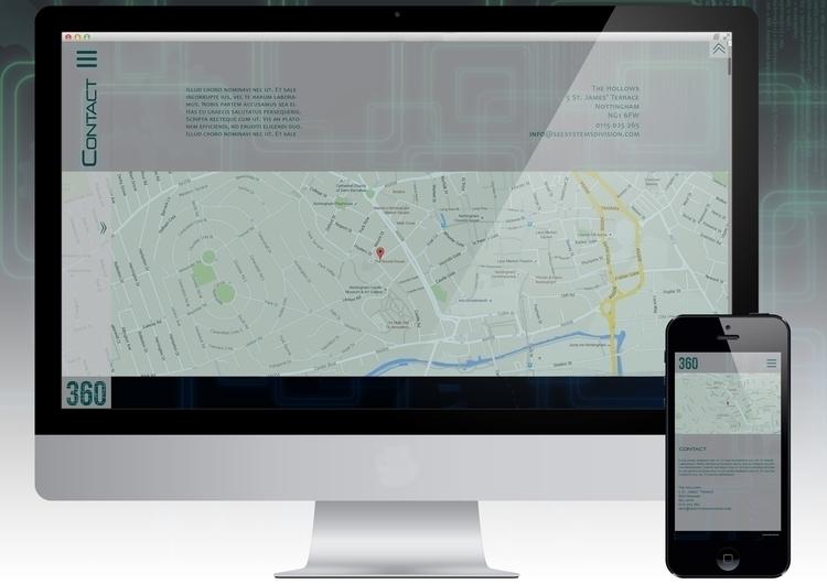 Brand website - 3d, branding, futuristic - riesena | ello